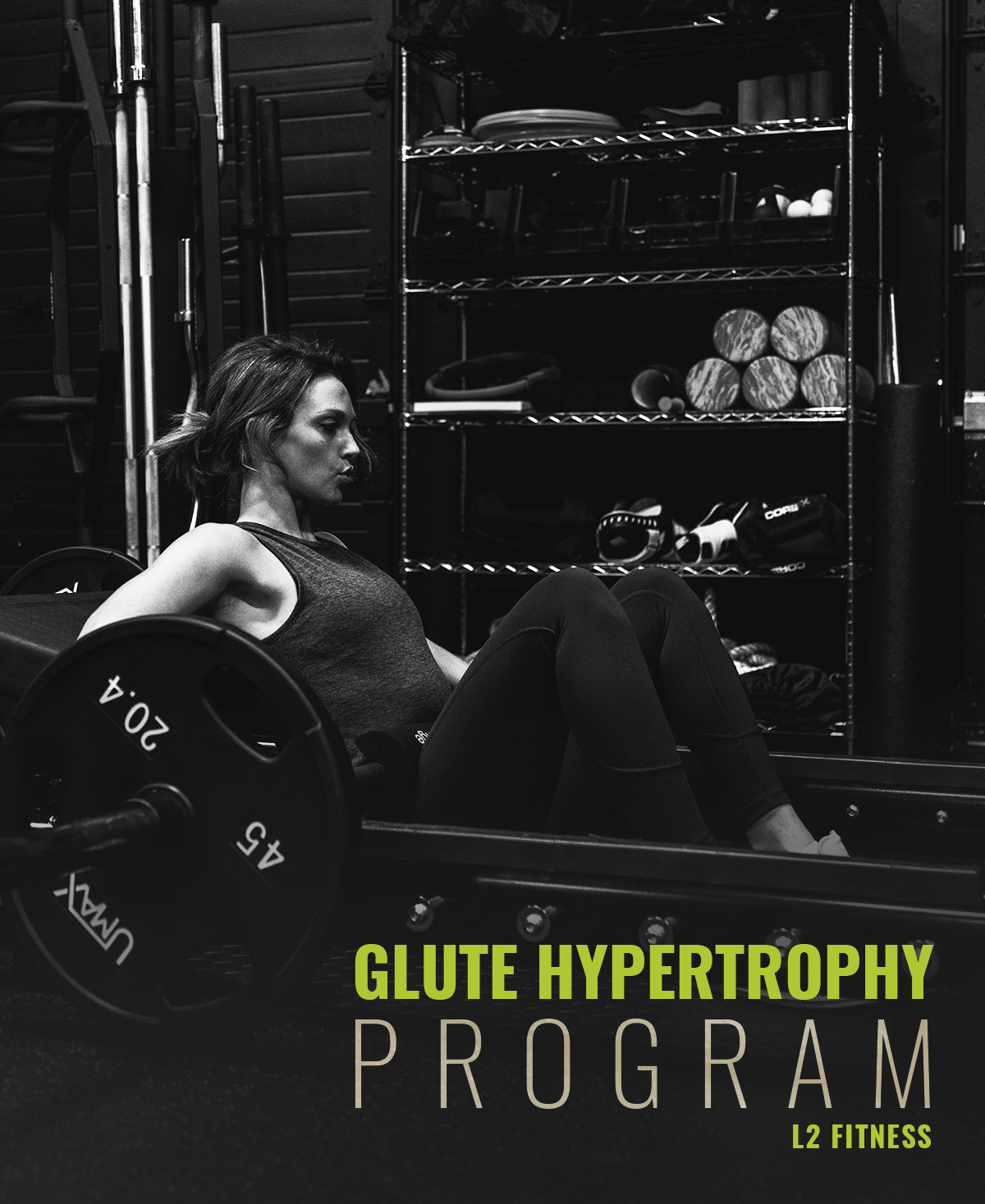 Glute Hypertrophy Training Program